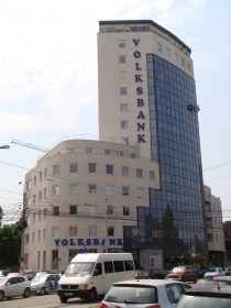Izolatii terase imobil birouri Volksbank - Buzesti