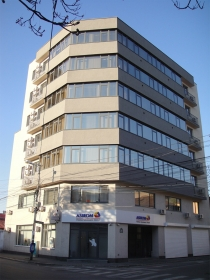 Izolatii terase si balcoane imobil birouri Asirom – Vasile Lascar