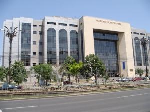 Izolare terasa si parcare Tribunalul Bucuresti
