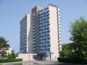 Izolatii terase hotel Sirena - Saturn