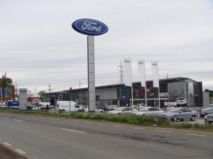 Izolatii terase showroom Ford – Popesti Leordeni
