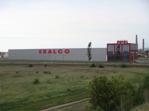 Izolatii terasa corp administrativ Exalco