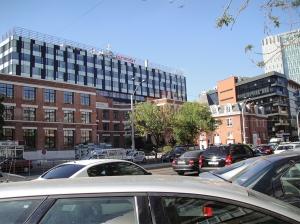 Hidroizolatii si impermeabilizari la hotel si centru comercial – Metropolis Center