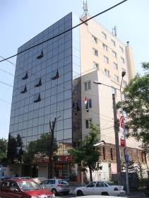 Izolatii terase imobil birouri Calea Floreasca 60