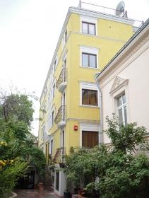 Izolatii terase si subsol hotel Michelangelo – Henri Coanda 25