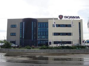 Hidoizolatii terase imobil birouri Scania
