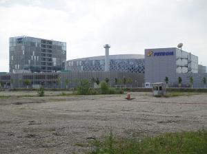 Hidoizolatii subsol complex birouri Petrom City