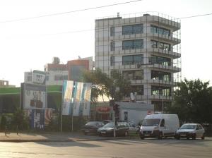 Hidoizolatii subsol si terase imobil birouri  Matei Basarab 13 - 15