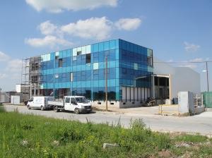 Hidoizolatii acoperis Hala productie Sea Bell Trading