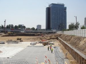 Hidoizolatii subsol Imobil Birouri Floreasca Business Park