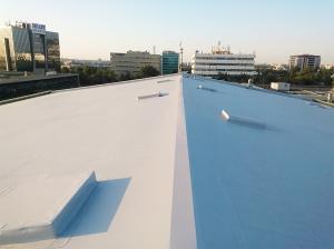 Hidoizolatii acoperis Iride Park – Prima TV